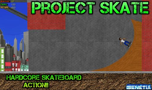 Project Skate World Jam