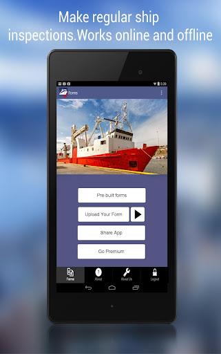 Inspect Assess Ship Vessel