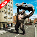 Angry Gorilla 2021 icon