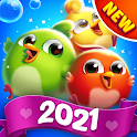 Puzzle Wings: match 3 games icon