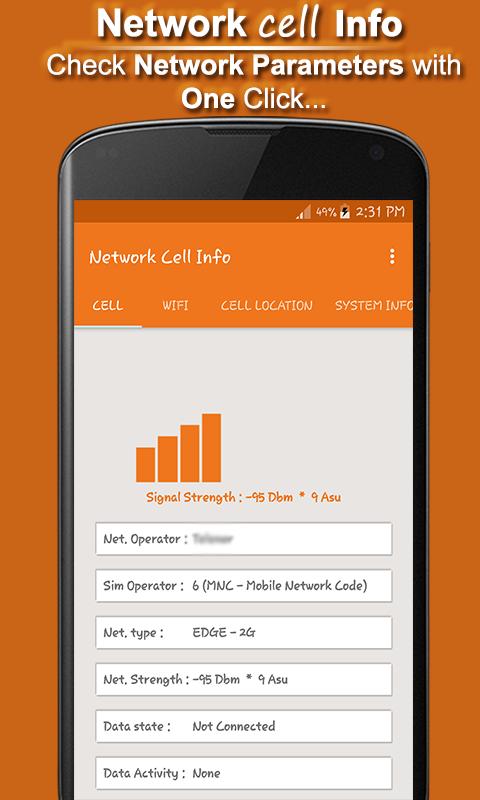 Network signal info pro apk | Network Signal Info Pro Apk