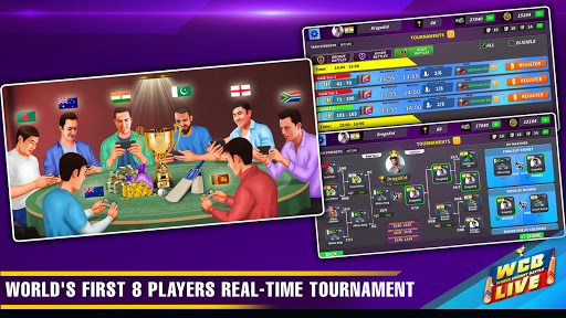 WCB LIVE Cricket Multiplayer:Play Free 1v1 Matches 0.4.4 screenshots 2