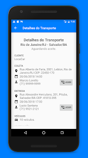 Download EVO! Cegonheiro - Transporte de Veículos For PC Windows and Mac apk screenshot 3