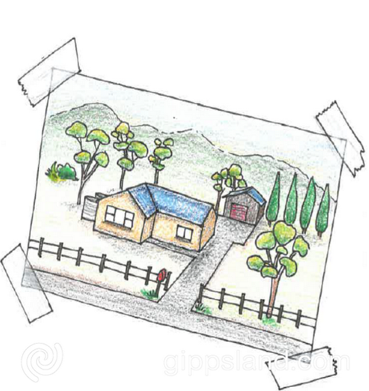 A planning permit is needed before clearing vegetation from your property