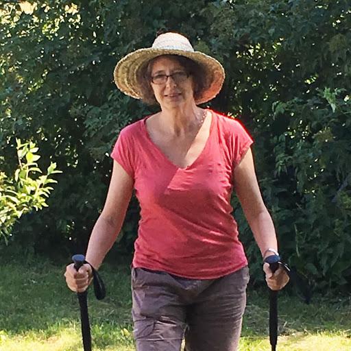 Agnès Delmas paticipe au Trail du Sancy pour soutenir le projet d'ouverture de L'Arche à Clermont-Ferrand pour les personnes avec un handicap mental.