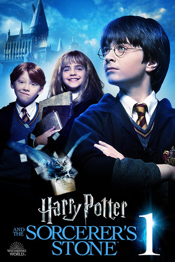 Harry Potter And The Sorcerer S Stone Filmer Pa Google Play