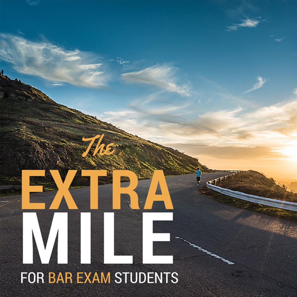 Extra Mile for Bar Exam Takers