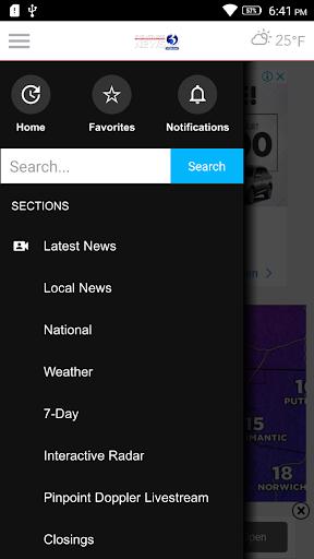 WFSB Channel 3 Eyewitness News 120.0 screenshots 3