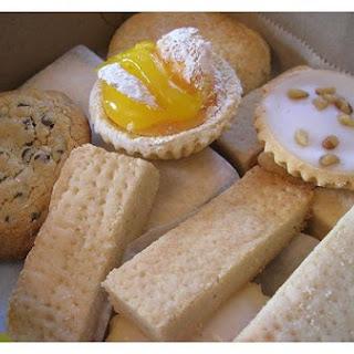 Scottish Shortbread Cookie