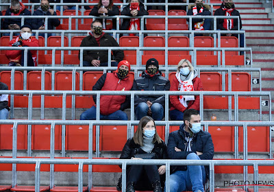 La Pro League devrait laisser les supporters venir au stade malgré les nouvelles normes sanitaires