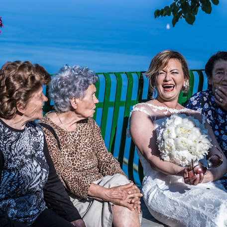 Wedding photographer Luigi Montoro (montorofotograf). Photo of 09.10.2017