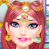 Indian Princess Girls Makeover