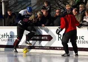 Photo: Polar Soccer WM 2011 -Übersteiger