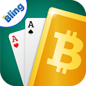 Bitcoin Solitaire - Get Real Bitcoin Free! icon