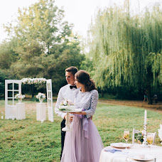 Wedding photographer Aleksandra Kustova (sashakustova). Photo of 11.08.2016