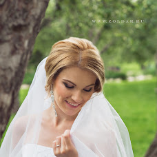 Wedding photographer Darya Zolotareva (zoldar). Photo of 25.04.2016