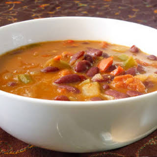 So Simple Chili Soup.