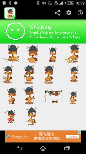 Stickey Pirate Chicken