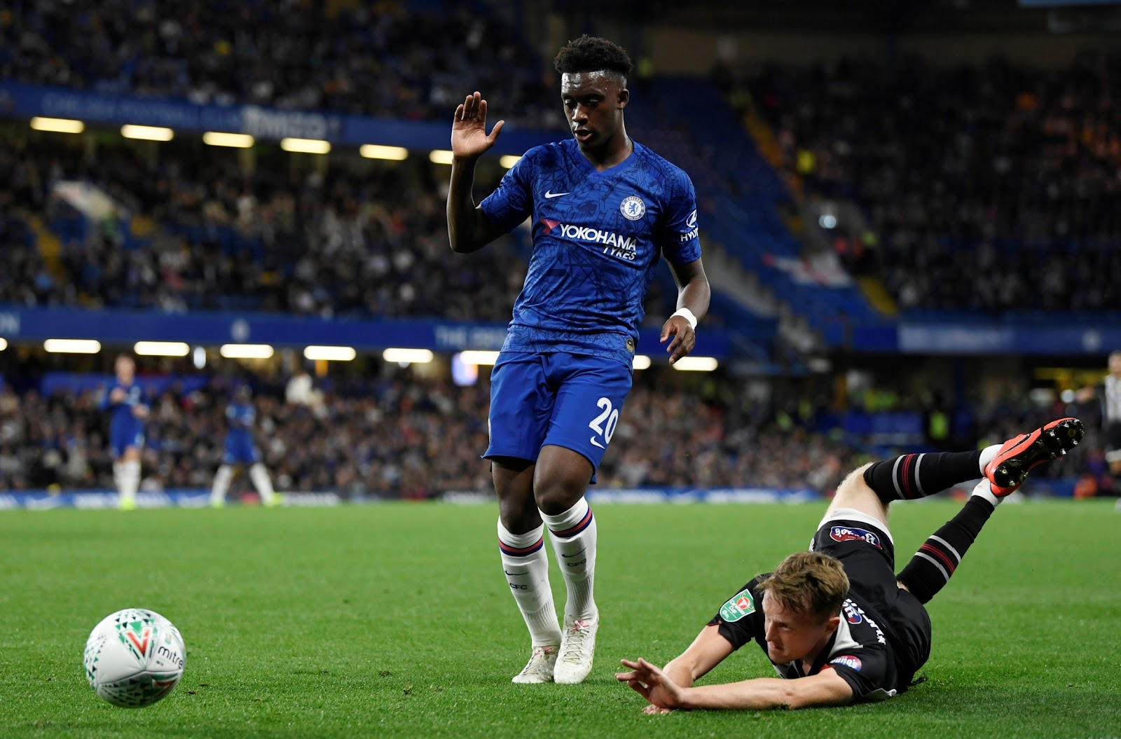 Two recent returns set to have telling impact on Chelsea vs ...
