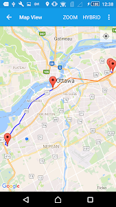 BusBuddy Ottawa screenshot 7