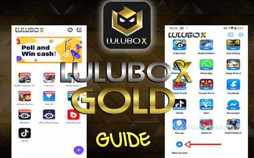 LuLu Gold box guide FF & ML Skins & Diamonds Tips screenshot 1