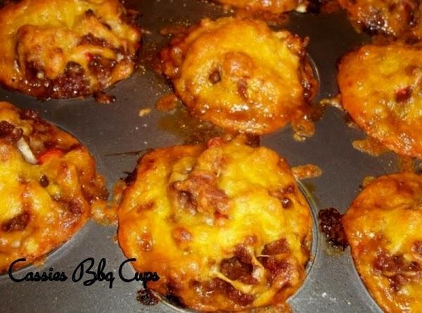 Bbq Muffin Cups Recipe