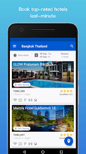 HotelQuickly- Best Hotel Deals- screenshot thumbnail