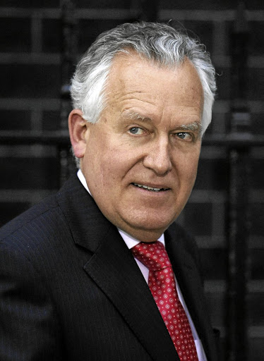 REMEMBERS HIS ROOTS Former anti-apartheid activist Lord  Peter Hain has taken up a new cause - fighting corruption in the country of his birth.