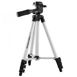Trepied pentru fixare camera foto sau video, inaltime reglabila pana la 1060 mm