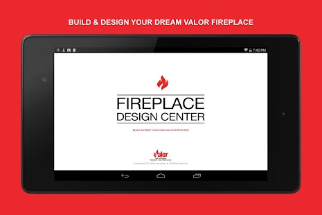 Valor Fireplace Design Center- screenshot thumbnail