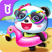 Baby Panda's Vacation Icon