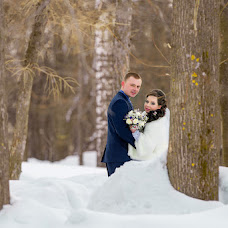 Wedding photographer Andrey Zakharischev (Fotosahar). Photo of 06.04.2018