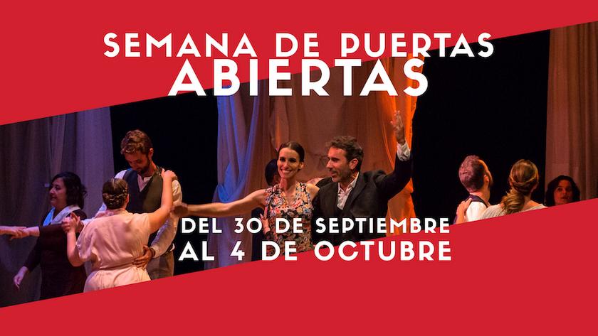 Semana de Puertas Abiertas en la Escuela Municipal de Música y Artes de Almería, EMMA.
