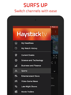 Haystack TV: Local & World News - Free- screenshot thumbnail