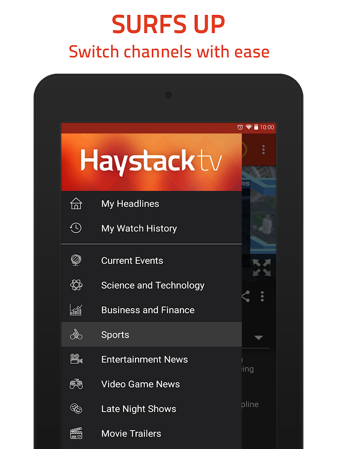 Haystack TV: Daily News- screenshot