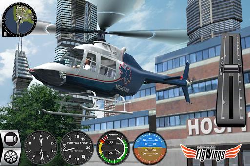 Helicopter Simulator 2016 Free  screenshots 25