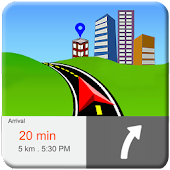 GPS Route Finder: Search, Plan Route and Navigate