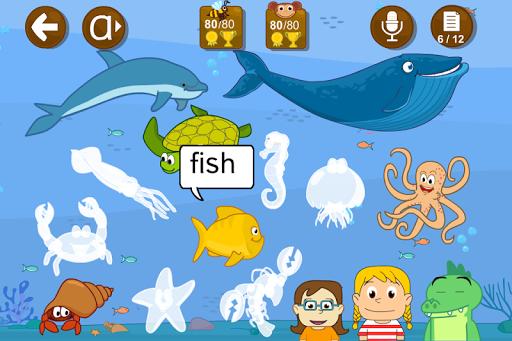 English 456 Aprender inglu00e9s para niu00f1os  screenshots 1