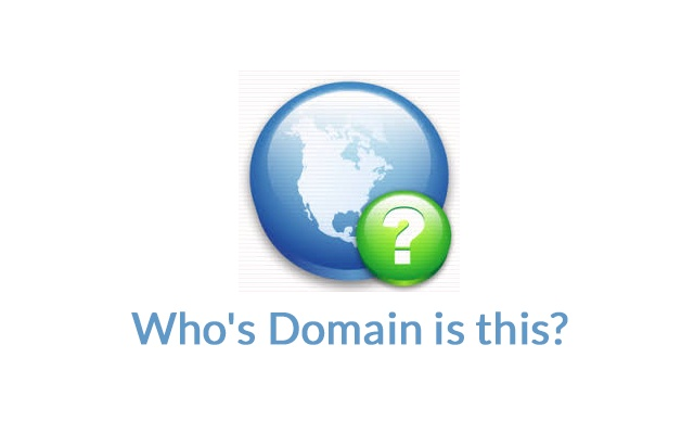 Who's Domain is this?
