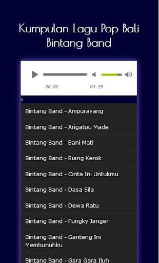 Download lagu bintang band cinta ini untukmu.