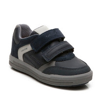 Geox Arzach Low Trainer VELCRO SHOE