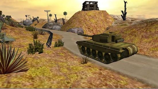 War-Tank-Rivals