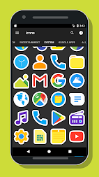 Mangis Icon Pack APK screenshot thumbnail 7
