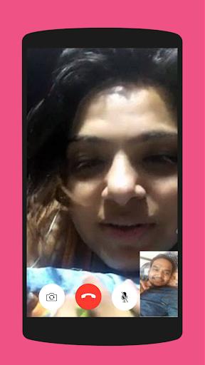 Live online video chat & calling Indian desi girls screenshot 1