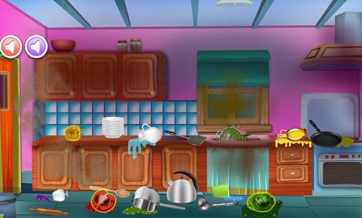house cleaning games screenshot 1