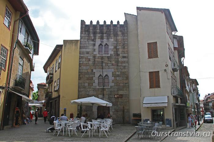 Что посмотреть в Португалии - город Гимарайнш
