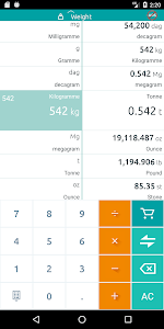 Unit converter - Convert Currency & metric units 2.1.0 (Pro)