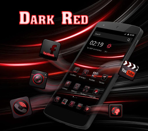 Dark Red HD Backgrounds for PC