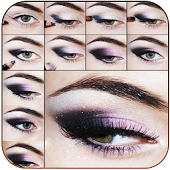 Evening eye make-up