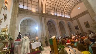 San Juan acogió la toma de posesión de su nuevo párroco, Ramón Carlos Rodríguez.